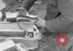 Image of Spitfire airplanes readied for combat United Kingdom, 1940, second 35 stock footage video 65675053155