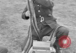 Image of Spitfire airplanes readied for combat United Kingdom, 1940, second 43 stock footage video 65675053155