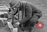 Image of Spitfire airplanes readied for combat United Kingdom, 1940, second 52 stock footage video 65675053155