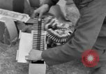Image of Spitfire airplanes readied for combat United Kingdom, 1940, second 54 stock footage video 65675053155