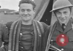 Image of Spitfire airplanes readied for combat United Kingdom, 1940, second 59 stock footage video 65675053155