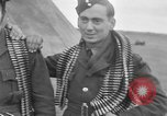 Image of Spitfire airplanes readied for combat United Kingdom, 1940, second 61 stock footage video 65675053155