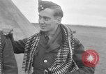 Image of Spitfire airplanes readied for combat United Kingdom, 1940, second 62 stock footage video 65675053155