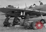 Image of RAF 66 Squadron Spitfire aircraft United Kingdom, 1940, second 3 stock footage video 65675053159