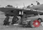 Image of RAF 66 Squadron Spitfire aircraft United Kingdom, 1940, second 4 stock footage video 65675053159