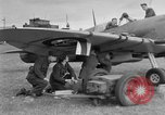 Image of RAF 66 Squadron Spitfire aircraft United Kingdom, 1940, second 5 stock footage video 65675053159