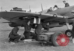 Image of RAF 66 Squadron Spitfire aircraft United Kingdom, 1940, second 6 stock footage video 65675053159