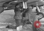 Image of RAF 66 Squadron Spitfire aircraft United Kingdom, 1940, second 11 stock footage video 65675053159