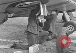 Image of RAF 66 Squadron Spitfire aircraft United Kingdom, 1940, second 13 stock footage video 65675053159
