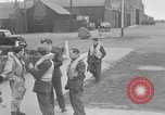 Image of RAF pilots briefing in Battle of Britain United Kingdom, 1940, second 2 stock footage video 65675053160