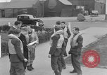 Image of RAF pilots briefing in Battle of Britain United Kingdom, 1940, second 4 stock footage video 65675053160