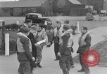 Image of RAF pilots briefing in Battle of Britain United Kingdom, 1940, second 5 stock footage video 65675053160