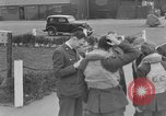 Image of RAF pilots briefing in Battle of Britain United Kingdom, 1940, second 10 stock footage video 65675053160