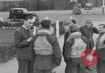 Image of RAF pilots briefing in Battle of Britain United Kingdom, 1940, second 12 stock footage video 65675053160