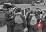 Image of RAF pilots briefing in Battle of Britain United Kingdom, 1940, second 13 stock footage video 65675053160