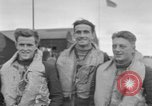 Image of RAF pilots briefing in Battle of Britain United Kingdom, 1940, second 17 stock footage video 65675053160