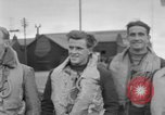 Image of RAF pilots briefing in Battle of Britain United Kingdom, 1940, second 18 stock footage video 65675053160