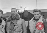 Image of RAF pilots briefing in Battle of Britain United Kingdom, 1940, second 19 stock footage video 65675053160