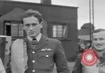 Image of RAF pilots briefing in Battle of Britain United Kingdom, 1940, second 24 stock footage video 65675053160