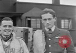 Image of RAF pilots briefing in Battle of Britain United Kingdom, 1940, second 25 stock footage video 65675053160