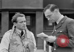 Image of RAF pilots briefing in Battle of Britain United Kingdom, 1940, second 32 stock footage video 65675053160
