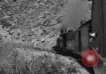Image of train Colorado United States USA, 1940, second 54 stock footage video 65675053163