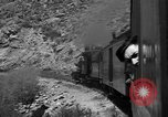 Image of train Colorado United States USA, 1940, second 57 stock footage video 65675053163