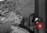 Image of train Colorado United States USA, 1940, second 58 stock footage video 65675053163