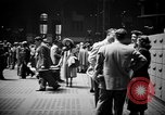 Image of Pennsylvania Railroad Station New York City USA, 1940, second 10 stock footage video 65675053166