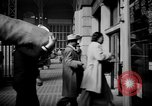 Image of Pennsylvania Railroad Station New York City USA, 1940, second 8 stock footage video 65675053168