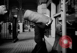 Image of Pennsylvania Railroad Station New York City USA, 1940, second 9 stock footage video 65675053168