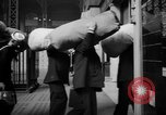 Image of Pennsylvania Railroad Station New York City USA, 1940, second 11 stock footage video 65675053168