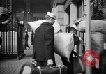 Image of Pennsylvania Railroad Station New York City USA, 1940, second 15 stock footage video 65675053168