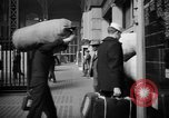 Image of Pennsylvania Railroad Station New York City USA, 1940, second 16 stock footage video 65675053168