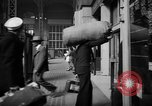 Image of Pennsylvania Railroad Station New York City USA, 1940, second 17 stock footage video 65675053168