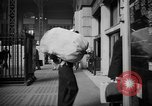 Image of Pennsylvania Railroad Station New York City USA, 1940, second 19 stock footage video 65675053168