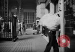 Image of Pennsylvania Railroad Station New York City USA, 1940, second 20 stock footage video 65675053168