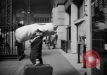 Image of Pennsylvania Railroad Station New York City USA, 1940, second 21 stock footage video 65675053168