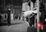 Image of Pennsylvania Railroad Station New York City USA, 1940, second 22 stock footage video 65675053168