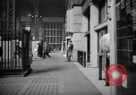 Image of Pennsylvania Railroad Station New York City USA, 1940, second 23 stock footage video 65675053168