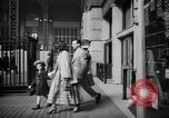 Image of Pennsylvania Railroad Station New York City USA, 1940, second 26 stock footage video 65675053168