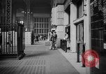 Image of Pennsylvania Railroad Station New York City USA, 1940, second 29 stock footage video 65675053168