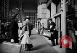 Image of Pennsylvania Railroad Station New York City USA, 1940, second 30 stock footage video 65675053168