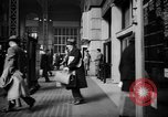 Image of Pennsylvania Railroad Station New York City USA, 1940, second 31 stock footage video 65675053168