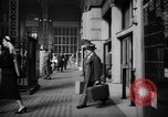 Image of Pennsylvania Railroad Station New York City USA, 1940, second 33 stock footage video 65675053168