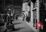 Image of Pennsylvania Railroad Station New York City USA, 1940, second 34 stock footage video 65675053168