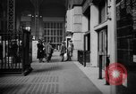 Image of Pennsylvania Railroad Station New York City USA, 1940, second 35 stock footage video 65675053168