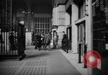 Image of Pennsylvania Railroad Station New York City USA, 1940, second 36 stock footage video 65675053168