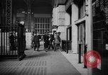 Image of Pennsylvania Railroad Station New York City USA, 1940, second 37 stock footage video 65675053168