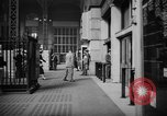 Image of Pennsylvania Railroad Station New York City USA, 1940, second 40 stock footage video 65675053168